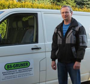 Ihr Fachmann für Bautenschutz, Wasserschaden und Bodenbeschichtung